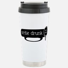 Unique Author Stainless Steel Travel Mug