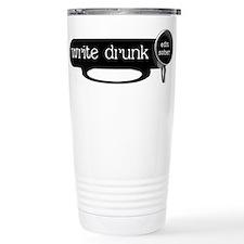 Cool Writing Travel Mug