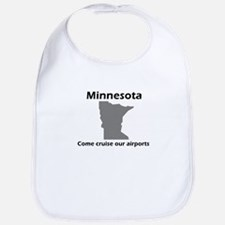 Come Cruise our Airports Bib