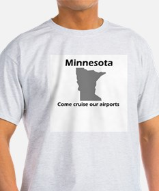 Come Cruise our Airports T-Shirt