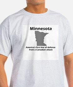 Canadian Attack T-Shirt