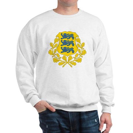 Estonia arms Sweatshirt