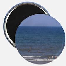 "Fun At The Beach 2.25"" Magnet (100 pack)"
