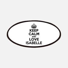 Keep Calm and Love ISABELLE Patch