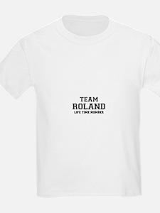 Team ROLAND, life time member T-Shirt