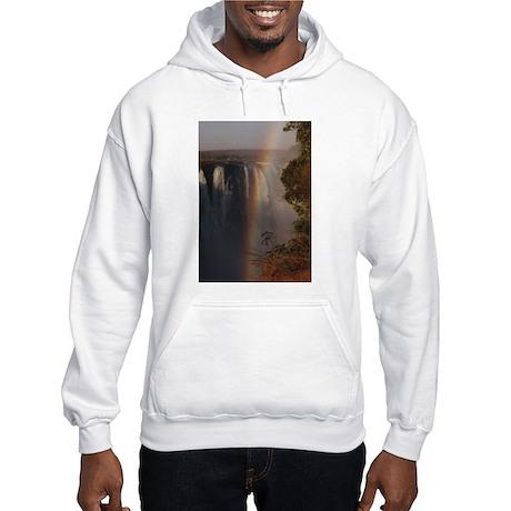 Victoria Falls Zimbabwe Africa Hooded Sweatshirt