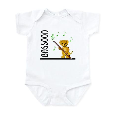 Bassoon Infant Bodysuit