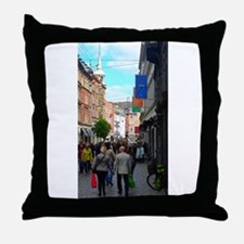 Together We Shop Throw Pillow