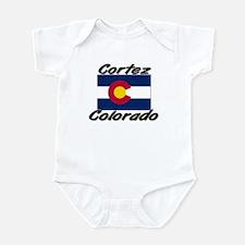 Cortez Colorado Infant Bodysuit