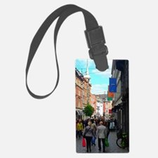 Together We Shop Luggage Tag