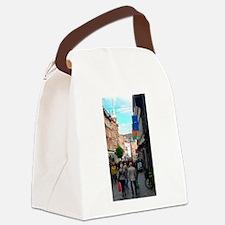 Together We Shop Canvas Lunch Bag