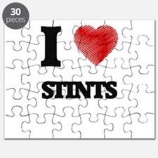 I love Stints Puzzle