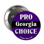 Georgia Pro-Choice Button