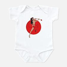Sexy She Devil Infant Bodysuit