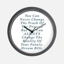 The Reality of Your Future Wall Clock