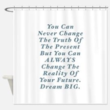 The Reality of Your Future Shower Curtain