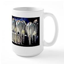 Zebra Butts Coffee Mug