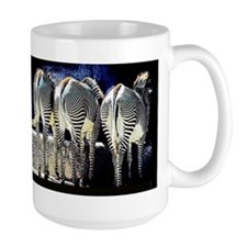 Zebra Butts Mug