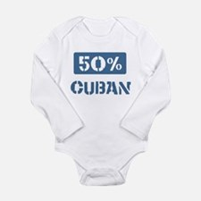 50 Percent Cuban Body Suit