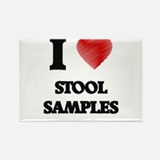 I love Stool Samples Magnets