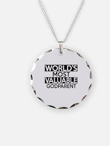 World's Most Valuable Godpar Necklace