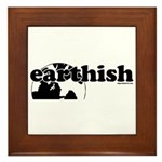 Earthish Framed Tile