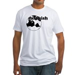 Earthish Fitted T-Shirt