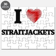 I love Straitjackets Puzzle