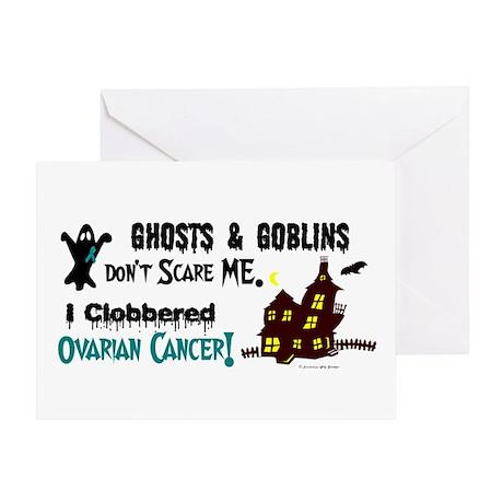 Halloween For Awareness OC 2 Greeting Card
