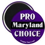 Pro-Choice Maryland Magnet