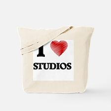 I love Studios Tote Bag