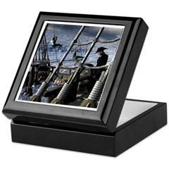Sailor's Dilemma Keepsake Box