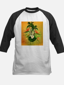 tropical design Baseball Jersey