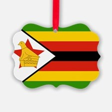 Flag of Zimbabwe Ornament