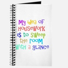 My Idea of Housework Journal