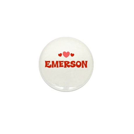 Emerson Mini Button (10 pack)