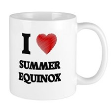 I love Summer Equinox Mugs