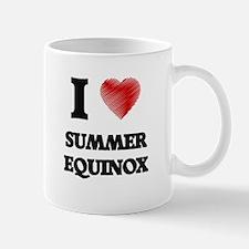 I love Summer Equinox Mugs