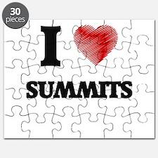 I love Summits Puzzle