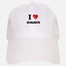 I love Summits Baseball Baseball Cap