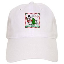I Smell Carrots Holiday Baseball Cap