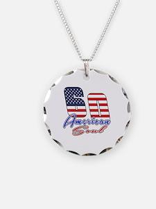 60 American Soul Birthday De Necklace