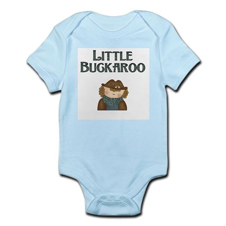 Cowgirl Little Buckaroo Infant Bodysuit