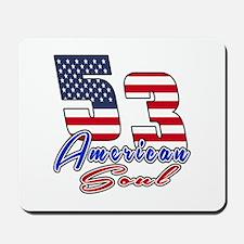 53 American Soul Birthday Designs Mousepad