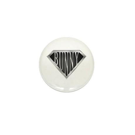 SuperBunny(metal) Mini Button