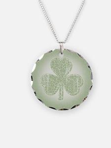 Vintage Shamrock Necklace