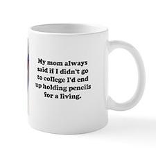 Pencil Holder Mug