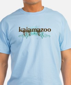 Kalamazoo Michigan T-Shirt