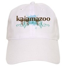 Kalamazoo Michigan Baseball Cap