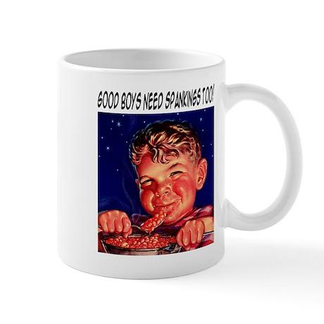 Good Boy Spanking Mug